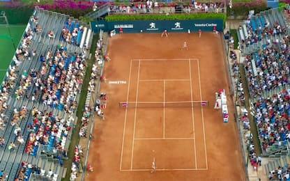 WTA Palermo a porte aperte: ammessi 500 spettatori