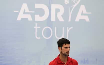 Djokovic positivo al coronavirus