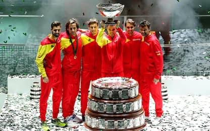 Finali di Coppa Davis e Fed Cup rinviate al 2021