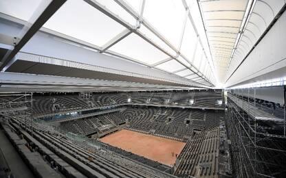 Tennis, al Roland Garros ci sarà il pubblico