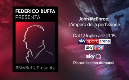 Buffa Presenta: McEnroe. L'impero della perfezione
