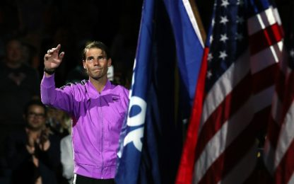 "Us Open, forfait di Nadal: ""Decisione difficile"""