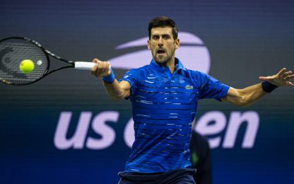 """Djokovic, sì agli US Open: """"Non vedo l'ora"""""""