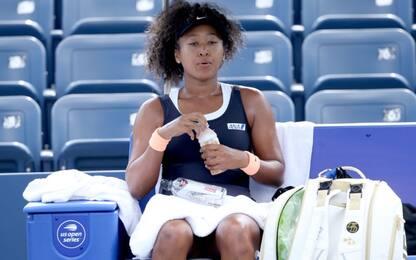 """Naomi Osaka cambia idea: """"Giocherò la semifinale"""""""