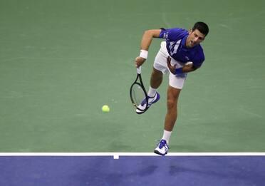 Djokovic contro l'arbitro... in italiano! VIDEO