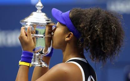 Osaka regina degli US Open: Azarenka ko in 3 set