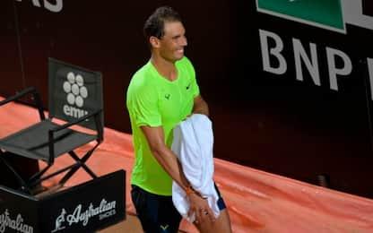 Roma, esordio senza problemi per Nadal e Djokovic