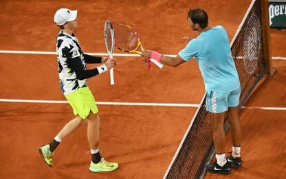 ATP Barcellona con Sinner, Fognini e Musetti