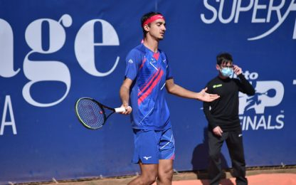 Sardegna Open, Sonego eliminato al 2° turno