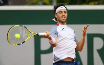 Sardegna Open: Cecchinato in finale, fuori Musetti