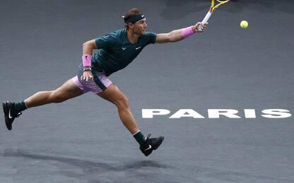 Nadal in semifinale, Schwartzman vola alle Finals
