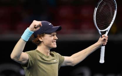 Sinner da favola: primo successo ATP a 19 anni