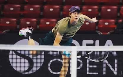 Australian Open, sorteggi: Shapovalov per Sinner