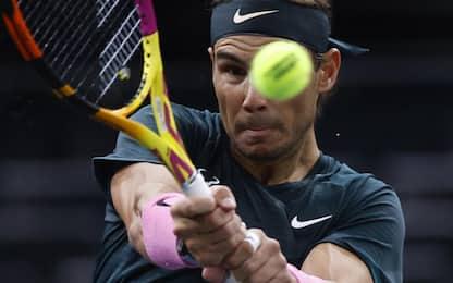 ATP Finals, subito Nadal in campo: la guida tv