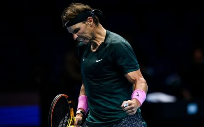 Thiem e Nadal, esordio vincente alle Finals