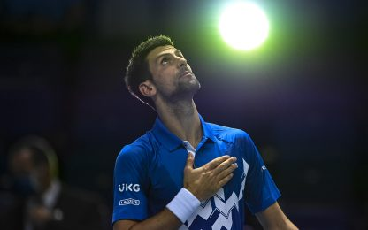 ATP Finals, vincono Djokovic e Medvedev