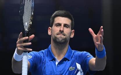 Djokovic elimina Zverev e vola in semifinale