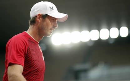 Murray positivo: in isolamento in buone condizioni