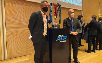 Presentate a Torino le ATP Finals targate Sky