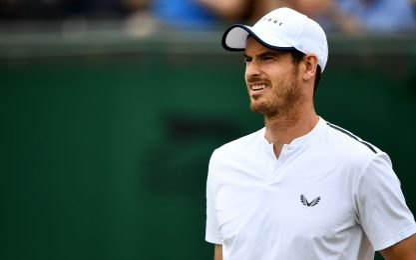 """Murray salta l'Australian Open: """"Sono devastato"""""""
