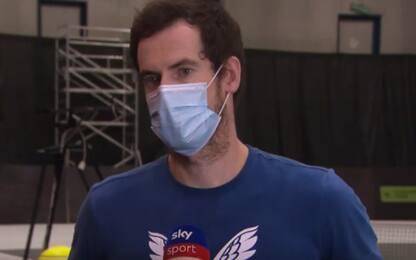 """Murray: """"Voglio giocare Roland Garros e Wimbledon"""""""