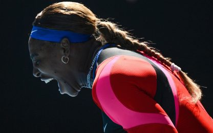 Eterna Serena: in semifinale Slam a 39 anni