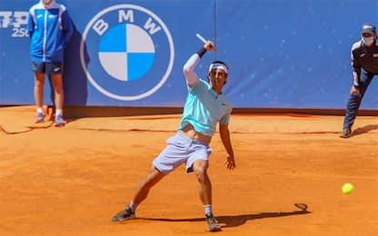 Musetti si ferma ai quarti: Djere vince in 3 set
