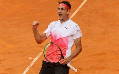 Sonego show: Djere battuto, 2° titolo ATP