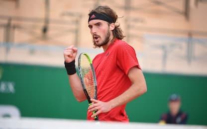Tsitsipas-Evans e Rublev-Ruud: semifinali su Sky