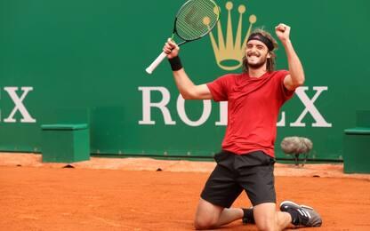 Montecarlo, vince Tsitsipas: Rublev ko in finale