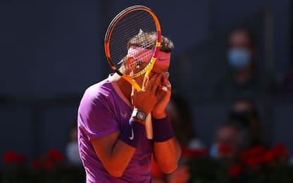 Nadal perde ancora con Zverev. Avanti Ruud