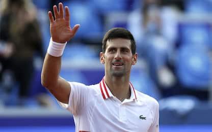 Djokovic agli ottavi. Eliminato Schwartzman