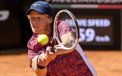 Sinner-Nadal LIVE su Sky Sport Uno