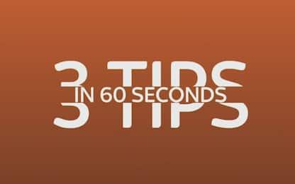 3 consigli in 60'': le 'dritte' di Thiem sul rosso