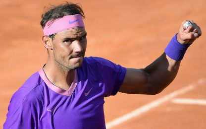 Nadal batte Zverev: in semifinale con Opelka