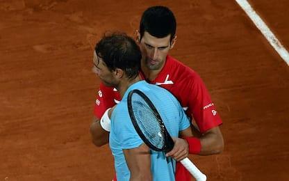 Roma, la finale Nadal-Djokovic su Sky dalle 17