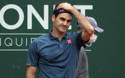 Federer out a Ginevra, avanti Fognini e Cecchinato