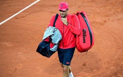 Federer si ritira, Berrettini ai quarti di finale