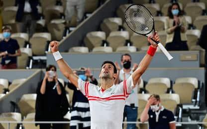 Djokovic batte Nadal: in finale con Tsitsipas