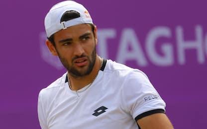Wimbledon, quattro italiani tra le teste di serie