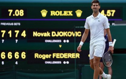 Torna Wimbledon: che spettacolo da lunedì su Sky
