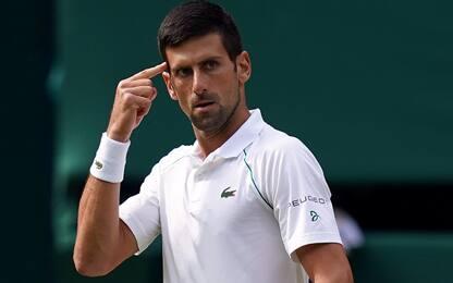 """Djokovic: """"Ora l'obiettivo è il Grande Slam"""""""