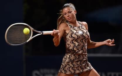 WTA Cincinnati: Giorgi e Paolini out al 1° turno