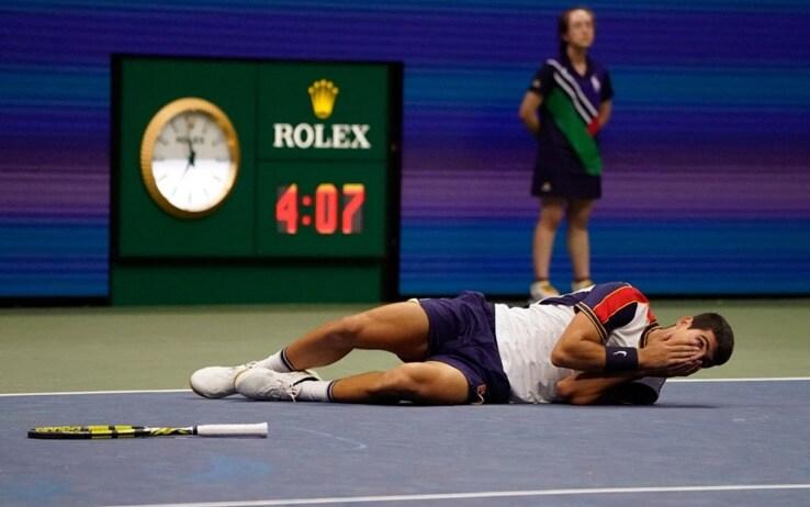 US Open, Carlos Alcaraz