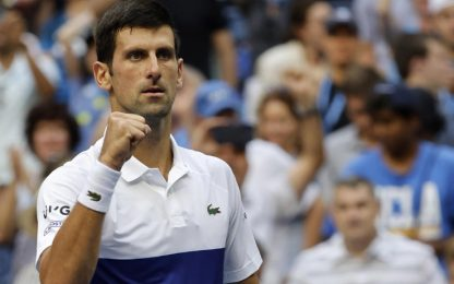 Djokovic, Grande Slam a -3. Che favola Raducanu!
