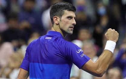 Un uomo in missione: Nole a 3 set dal Grande Slam