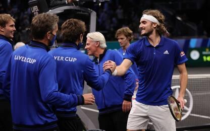 Laver Cup, l'Europa vola: 11-1 al Resto del mondo