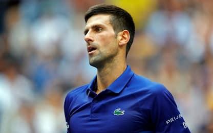 Djokovic ancora a riposo, salta Indian Wells