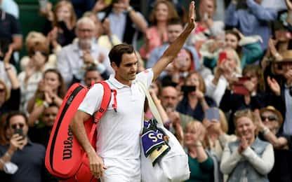 Federer esce dalla Top-10, best ranking per Sinner