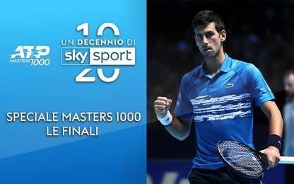 Un decennio di Sky Sport: Masters 1000, le finali